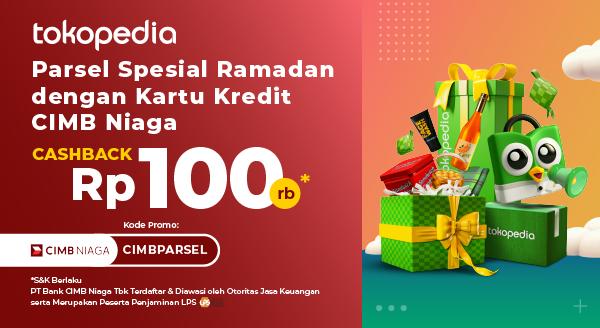 Bulan Ramadan Tetap Hemat dengan Promo Cashback Kartu Kredit CIMB Niaga!