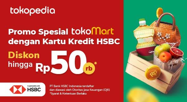 Lebih Menguntungkan Belanja dengan Kartu Kredit HSBC!
