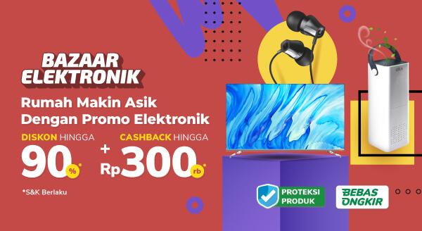 Promo Bazaar Elektronik