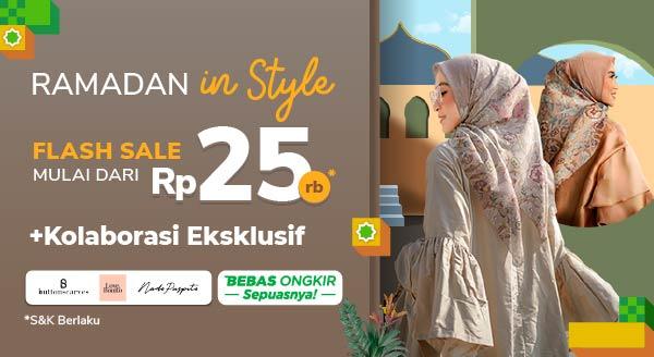 Borong Fashion Grosir, Bisa Lebih Hemat Hingga Rp 85rb!