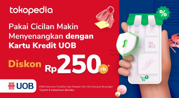 Cicilan dengan Kartu Kredit UOB, Hematnya Kebangetan!