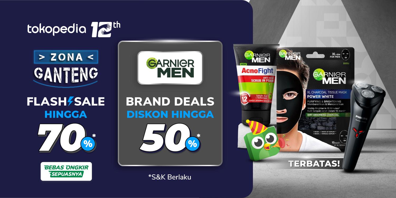 Cashback 50% hingga Rp20.000 untuk Produk Perawatan Tubuh di Tokopedia Official Store!