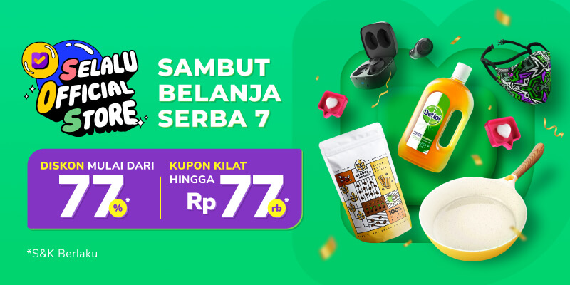 Promo Bank Selalu Official Store