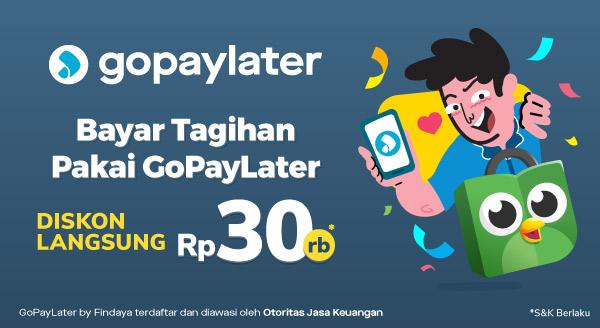 Bayar Tagihan Jadi Lebih Hemat dengan Gopaylater