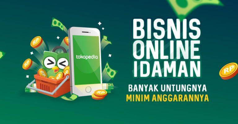 Peluang Bisnis Online Minim Budget Dengan Keuntungan Besar Pusat Edukasi Seller Tokopedia