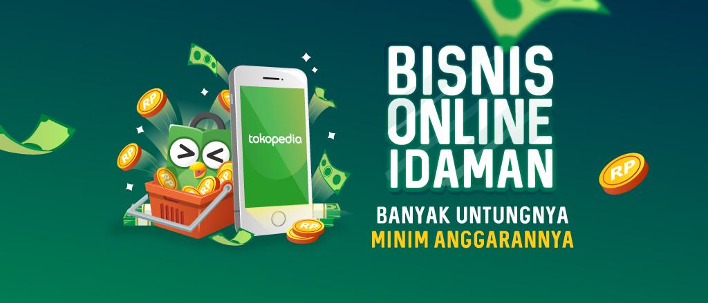 Peluang Bisnis Online Minim Budget Keuntungan Besar Seller Center