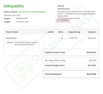Ketahui Aturan Terbaru Terkait Nomor Telepon Pembeli Pusat Seller