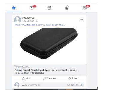 facebook snippet