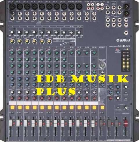 Harga Mixer Yamaha Mg166cx Katalog.or.id