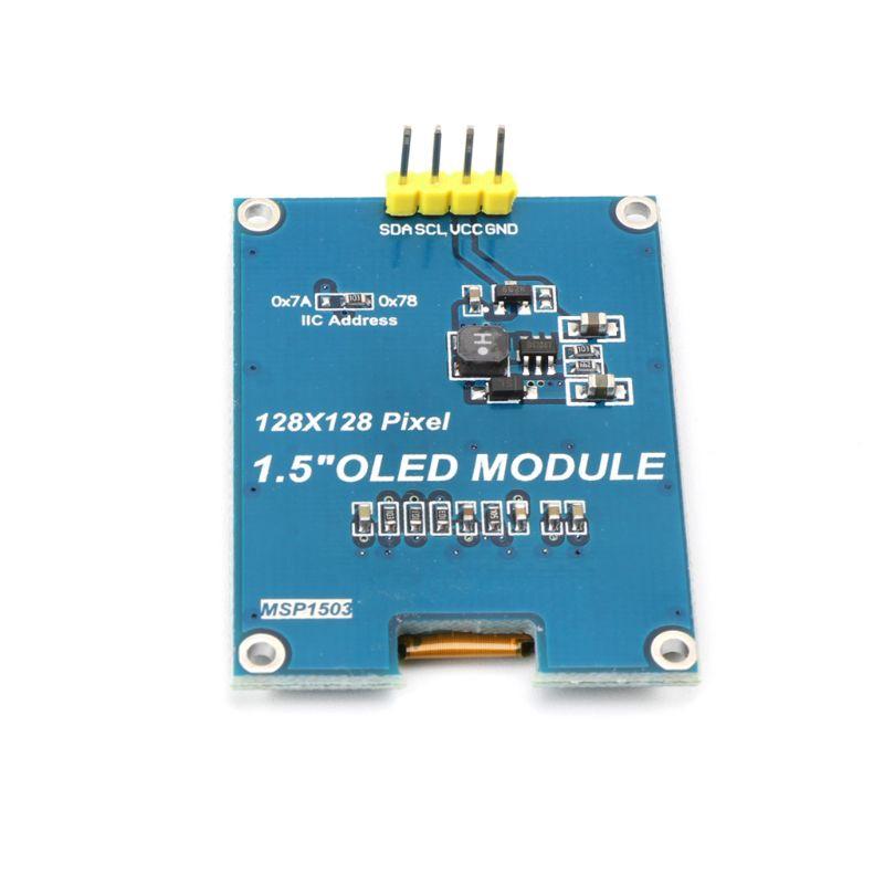 """1389# OLED Display Module OLED Shield 0.66/"""" 64X48 LCD WEMOS D1 MINI"""