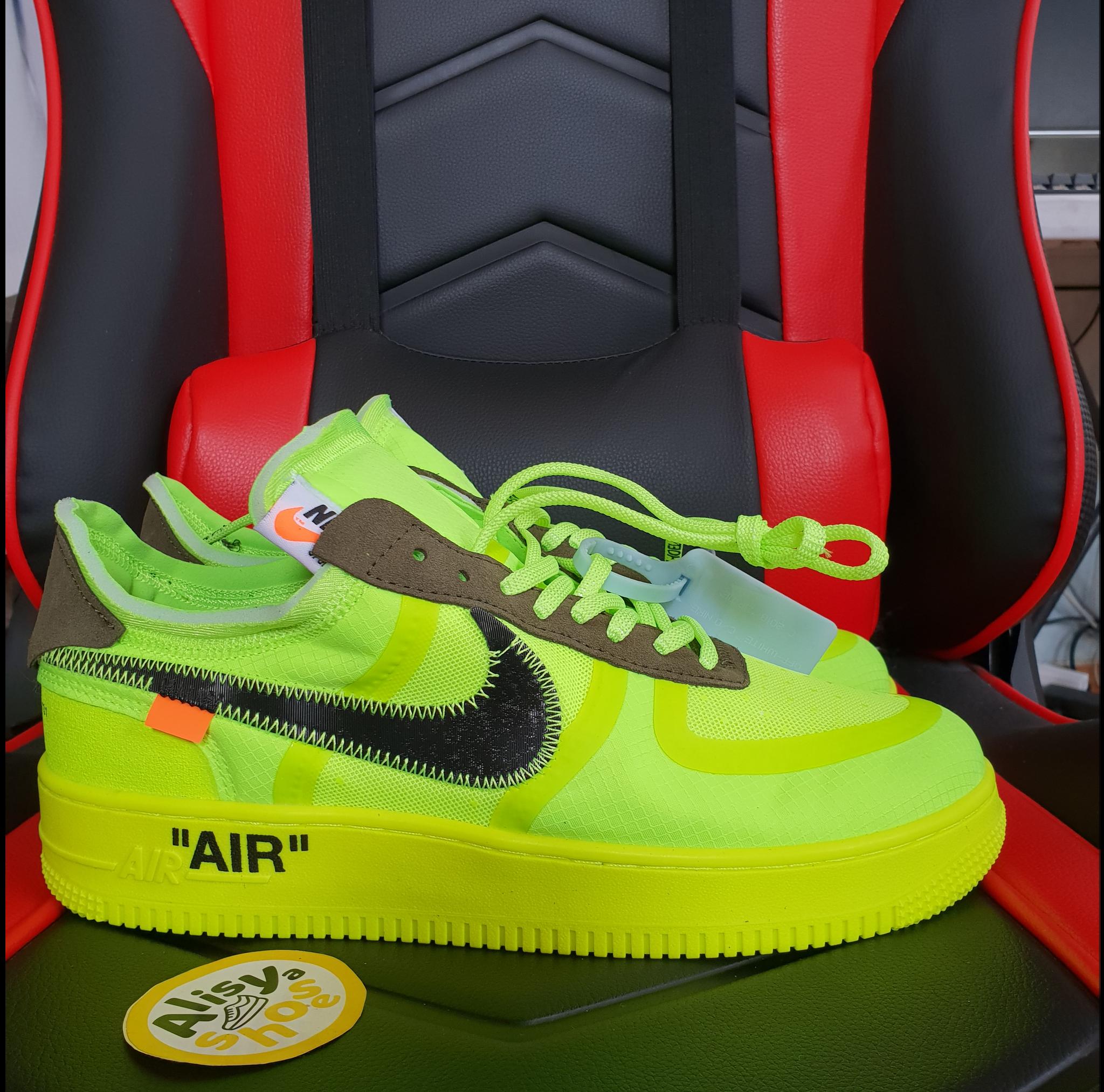 Jual Nike Air Force 1 X Off White Murah Harga Terbaru 2020