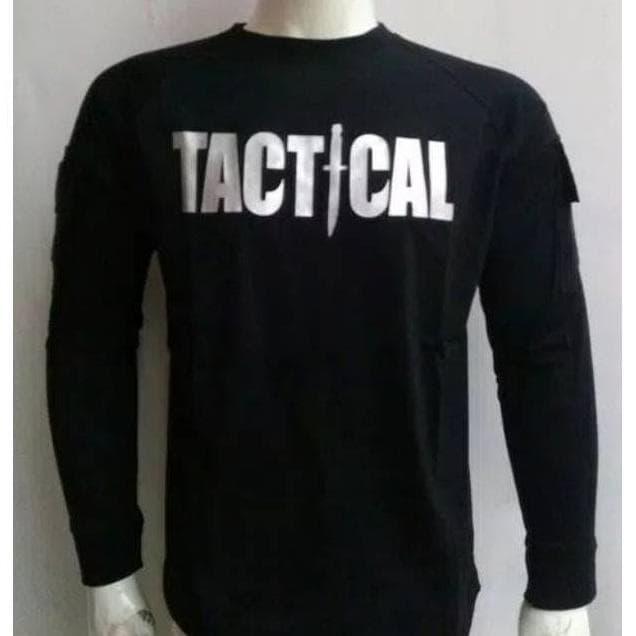 Harga Kaos Tactical Lengan Panjang Katalog.or.id