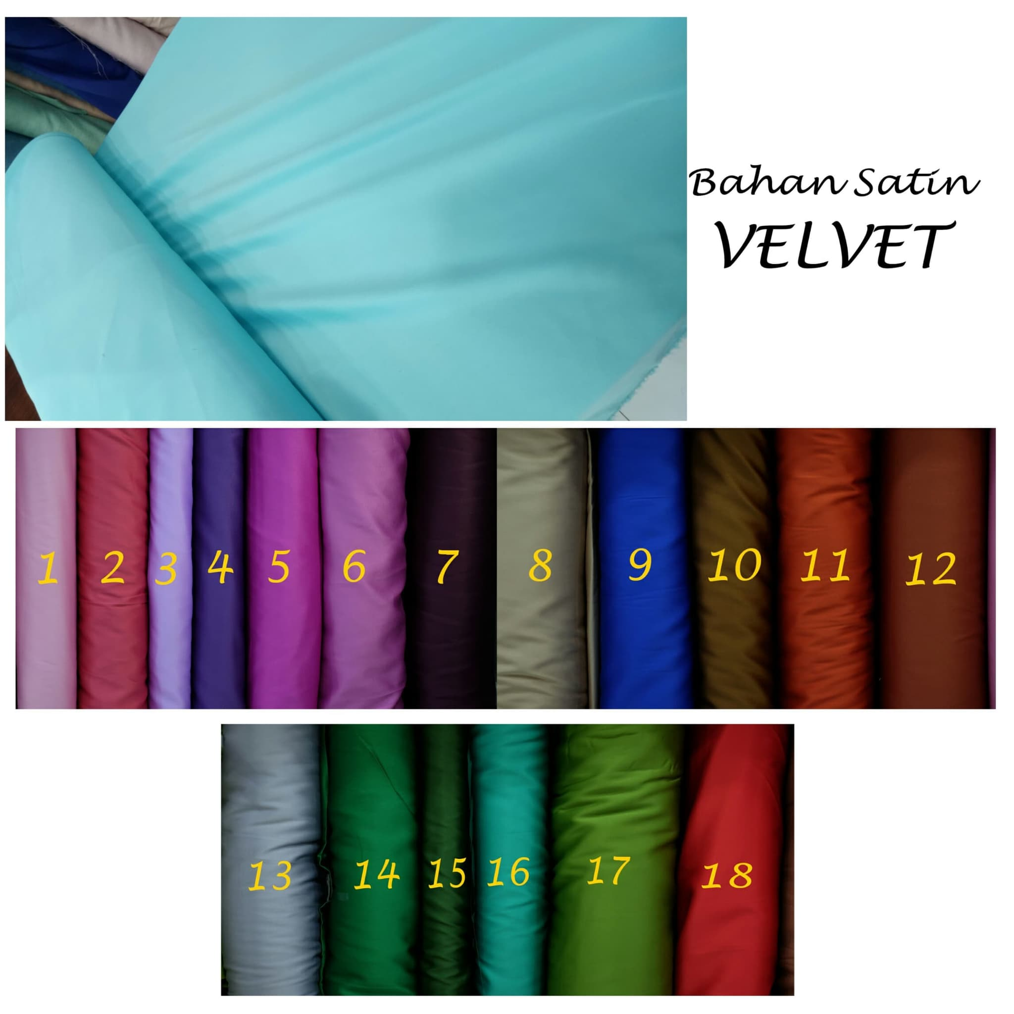 Harga Kain Velvet Per Meter Katalog.or.id