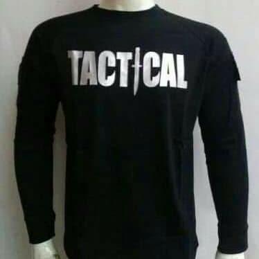 Info Kaos Tactical Lengan Panjang Katalog.or.id