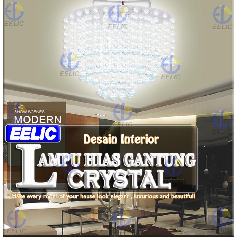 Katalog Lampu Gantung Kristal Katalog.or.id