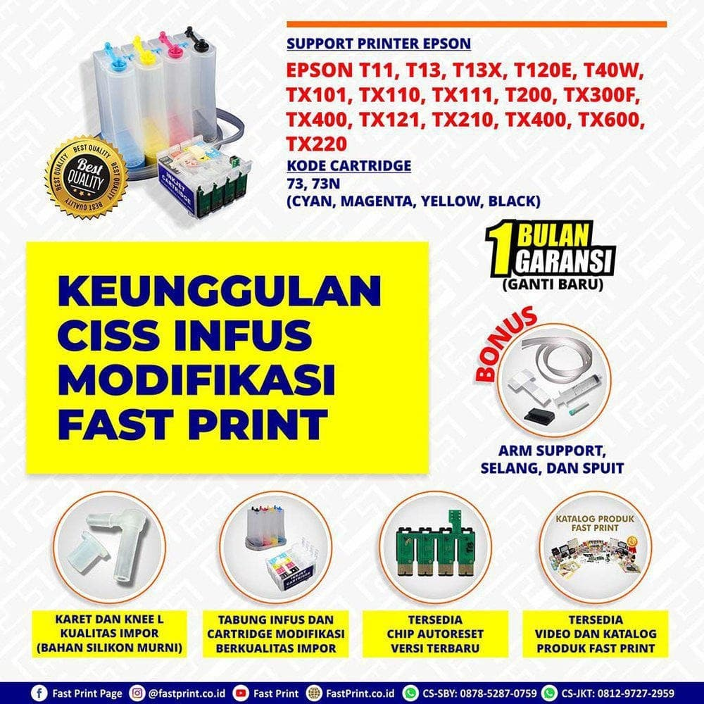 Harga Printer Epson Infus Katalog.or.id
