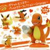 Pokemon Palette Color Collection Orange Split Charmender thumbnail