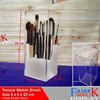 akrilik tempat brush makeup organizer thumbnail