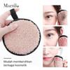 [BUY 3 GET 4] Marvilo Cotton Pad Makeup Remover Kapas Pembersih Wajah - Hitam 3