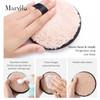 [BUY 3 GET 4] Marvilo Cotton Pad Makeup Remover Kapas Pembersih Wajah - Hitam 4