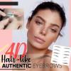 HN - 4D Waterproof Tattoo Sticker Eyebrow Natural Tato Alis Temporary thumbnail