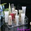 Kotak Rak Lipstik Akrilik Tempat Komestik Makeup Kutek 24 Slot Berdiri thumbnail