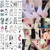 30 Pcs Sticker Tatto Temporary - Tato temporer Tato Sementara [TATO-01 thumbnail