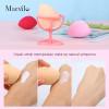 [BELI 3 LEBIH HEMAT] Marvilo Beauty Sponge Blender Bentuk Miring 3 Pcs - Orange 2