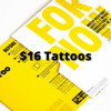 [ 16 Inkbox Tattoos] Design from website Tato temporer thumbnail