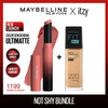 Maybelline CS Ultimatte 1199 + Fit Me Foundation 220 thumbnail