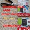 Micro SD SanDisk 16GB ULTRA CLASS 10 80mb/s Memory Card Class10 16 GB