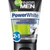 Garnier Men Power White Shaving & Cleansing Brightening Foam - 100 mL