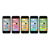 Apple iPhone 5C[8 GB] GSM-ORI GARANSI PLATINUM/TOP 1 TAHUN