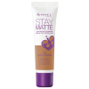 Rimmel Stay Matte Liquid Mousse Foundation - Warm Caramel - 30 mL