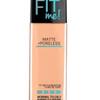 Maybelline Fit Me Matte + Poreless Foundation - 220 Natural Beige - 30 mL