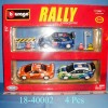 1:32 Rally Collezione with Accessories (3Pcs)