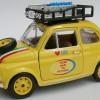 Fiat 500 from ari to Pechino(2005) BBURAGO