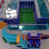 Miniatur Stadion Chelsea
