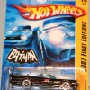 Hot Wheels Batmobile TV Series 2007 First Editions