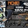 Knalpot Racing NOB1 3bold type Motorsport
