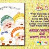 XC11 Christmas & New Year Card