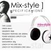 Headphone Mixstyle