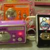 Speaker Portable Berbentuk Radio