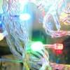 Lampu Led Natal, counter Dan Dekorasi Toko Panjang 10 Meteran Anti Air