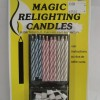 """Lilin Ulang Tahun """"Magic Relighting Candles"""" 10 Pcs"""