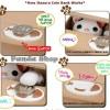 Itazura Coin Bank ( Celengan Kucing Pencuri Koin)
