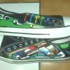 Sepatu Lukis Billyard