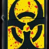 Hazardous Black Matte