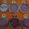 Tax Holder Halcyon made in England