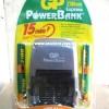 GP POWERBANK EXPRESS 15 MINS WITH 4 x AA 2700